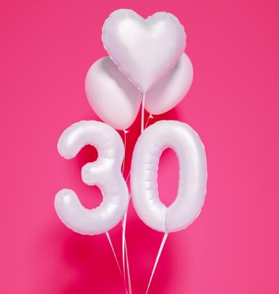 feste 30 anni