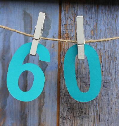 Feste 60 anni